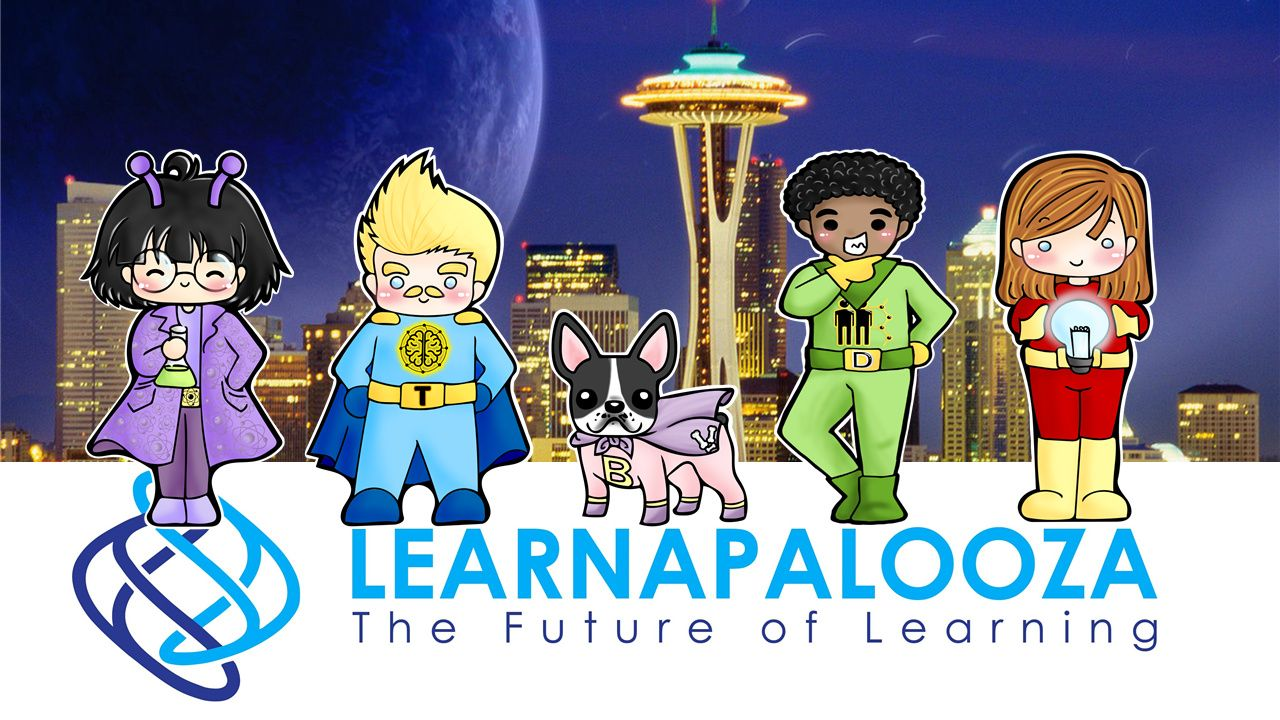 Presenting at Learnapalooza!